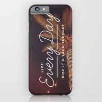 Taco Tuesday iPhone 6 Slim Case