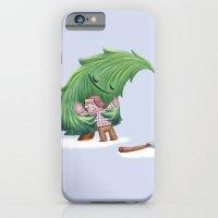 Enemies Hug IV iPhone 6 Slim Case