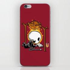 Roasted Chicken iPhone & iPod Skin