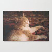 Frederic Canvas Print