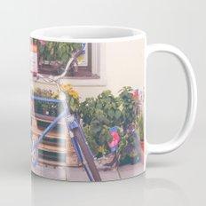 Market Bicycle Mug