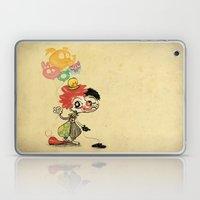 The Clown / Balloons Laptop & iPad Skin