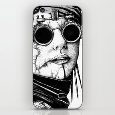 The Glasses. iPhone & iPod Skin