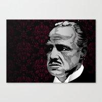 Il Don Canvas Print