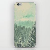 Fading Dreams iPhone & iPod Skin
