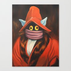 Master Orko Canvas Print