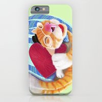 Sleep with Heart iPhone 6 Slim Case