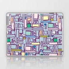 Blocked Laptop & iPad Skin