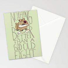 Bone Killer Stationery Cards