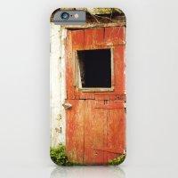Red Door iPhone 6 Slim Case