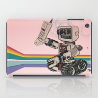 1980s Corporate Robot iPad Case