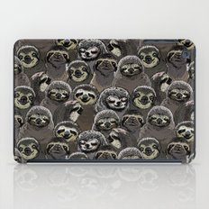 Social Sloths iPad Case