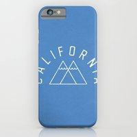 california iPhone & iPod Cases featuring California by Roland Lefox