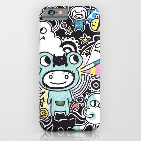 Adventure Remix iPhone & iPod Case
