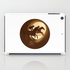 Horse racing (Courses hippiques) iPad Case