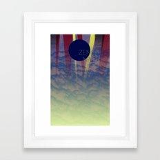 Z+N 2 Framed Art Print