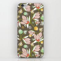 Magnolia Blossom iPhone & iPod Skin