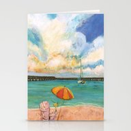 Seven Mile Bridge Stationery Cards