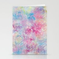 Summer Craziness 3  Stationery Cards