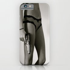 Bad Ass Babe Slim Case iPhone 6s