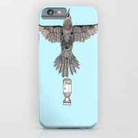 iPhone & iPod Case featuring enola gay by Chris Brake