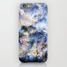 Blue Textures iPhone 6 Slim Case