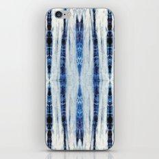 Nori Blue iPhone & iPod Skin