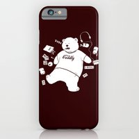 iPhone & iPod Case featuring Lonely Nights by pigboom el crapo