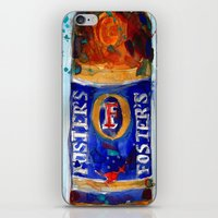 Foster's Beer - Australian iPhone & iPod Skin