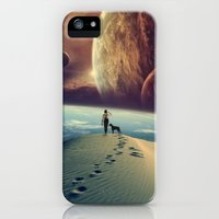 iPhone Cases featuring Explorer by POP.