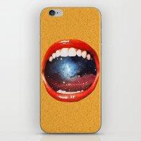 Taste Bud Regrowth iPhone & iPod Skin