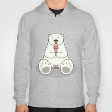 Ice Cream Lover Bear Hoody