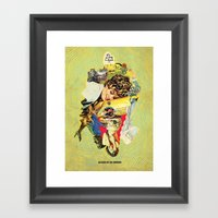 It's So Easy To Dream An… Framed Art Print