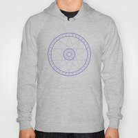 Anime Magic Circle 10 Hoody