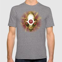 Poster Maldoror Mens Fitted Tee Tri-Grey SMALL