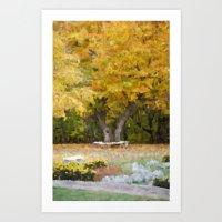 Gatineau Park Art Print