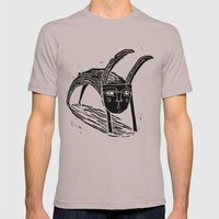 H A S E 1 Mens Fitted Tee Cinder SMALL
