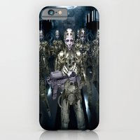 iPhone Cases featuring Prepare For Battle by Michael Lenehan