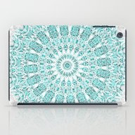 A Glittering Mandala  iPad Case