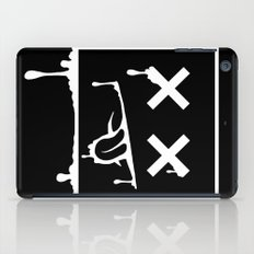 Dead Pixel Negative iPad Case