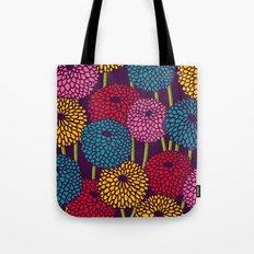 Full Of Chrysant Tote Bag