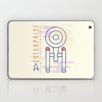 MNML: NCC-1701 Laptop & iPad Skin
