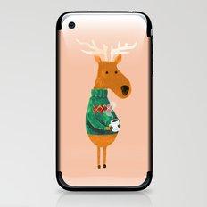 Hot Coffee iPhone & iPod Skin
