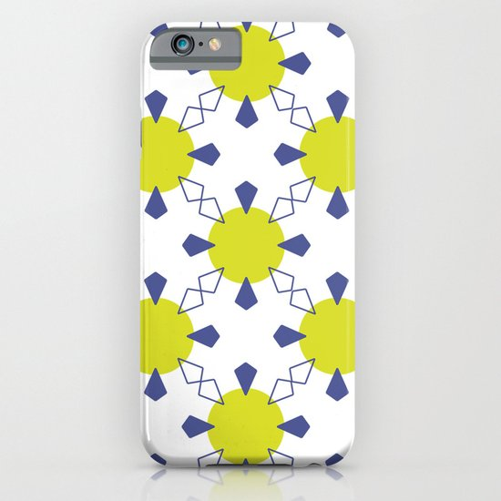 Moroccan Tiles iPhone & iPod Case