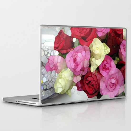 Let Your Love Shine! Laptop & iPad Skin