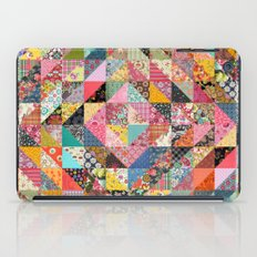 Grandma's Quilt iPad Case