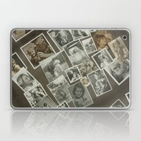 CHILDHOOD MEMORIES COLLA… Laptop & iPad Skin