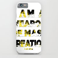 I Am A Weapon Of Mass Cr… iPhone 6 Slim Case