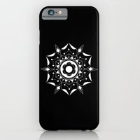 Geometric Flower iPhone 6 Slim Case