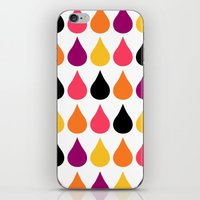 Pattern, Sweet Drops iPhone & iPod Skin